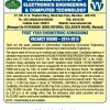 FIRST YEAR ENGINEERING ADMISSION VACANCY ROUND 2014-15